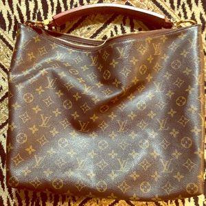 Louis Vuitton shoulder purse